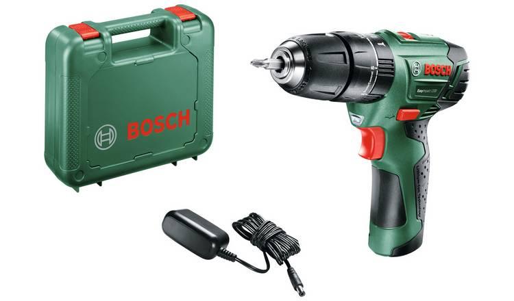 Top Buy Bosch EasyImpact 1.5Ah Cordless Hammer Drill - 12V   Drills QV12