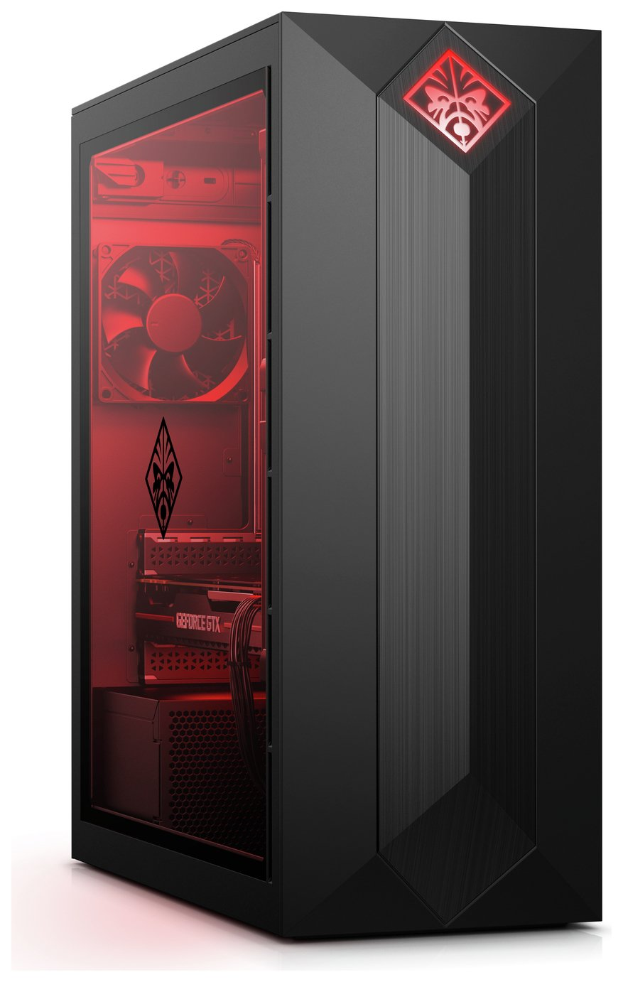 HP Omen i5 8GB 128GB 1TB GTX1060 Gaming PC