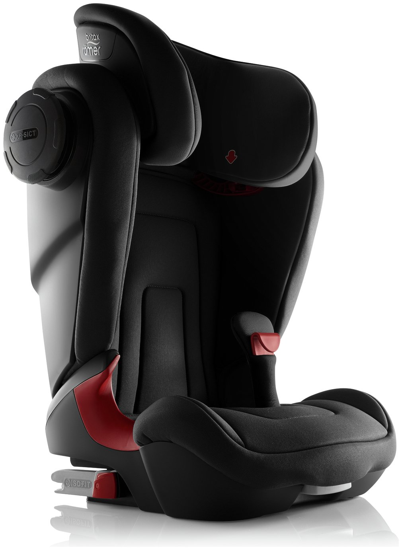 Britax Romer KIDFIX² S Group 2-3 Car Seat - Cosmos Black
