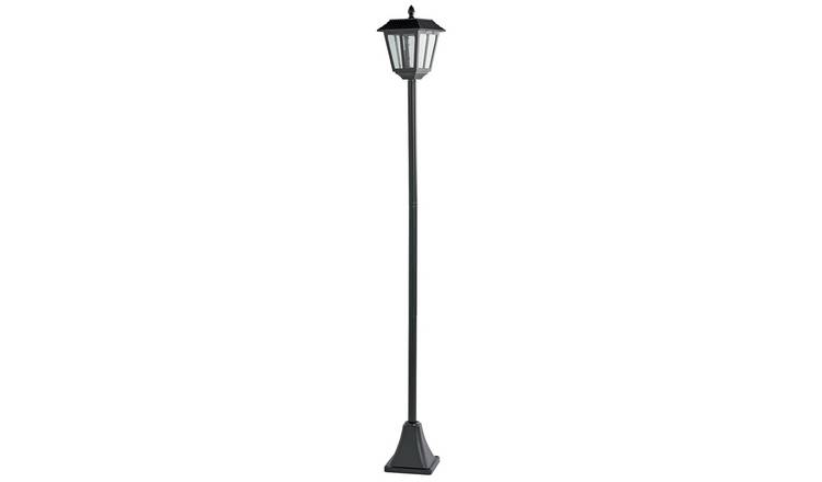 Argos Home Solar Powered Lampost
