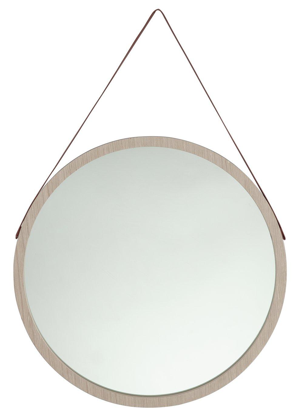 Argos Home Coastline Round Hanging Mirror