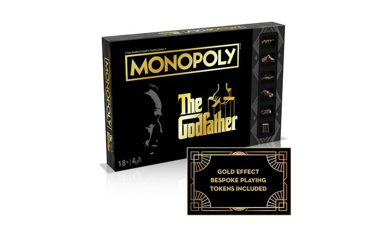 Godfather Monopoly Game