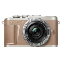 Olympus E-PL10 Mirrorless Camera with 14-42mm Lens