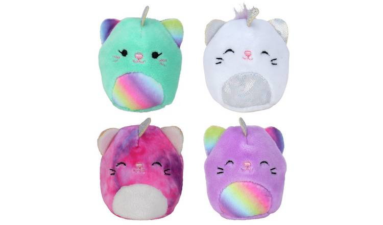Squishville Mini Squishmallow 4 Pack Assortment