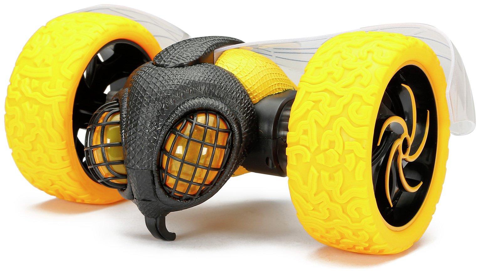 New Bright Radio Controlled Tumble Bee 10 Inch - Yellow