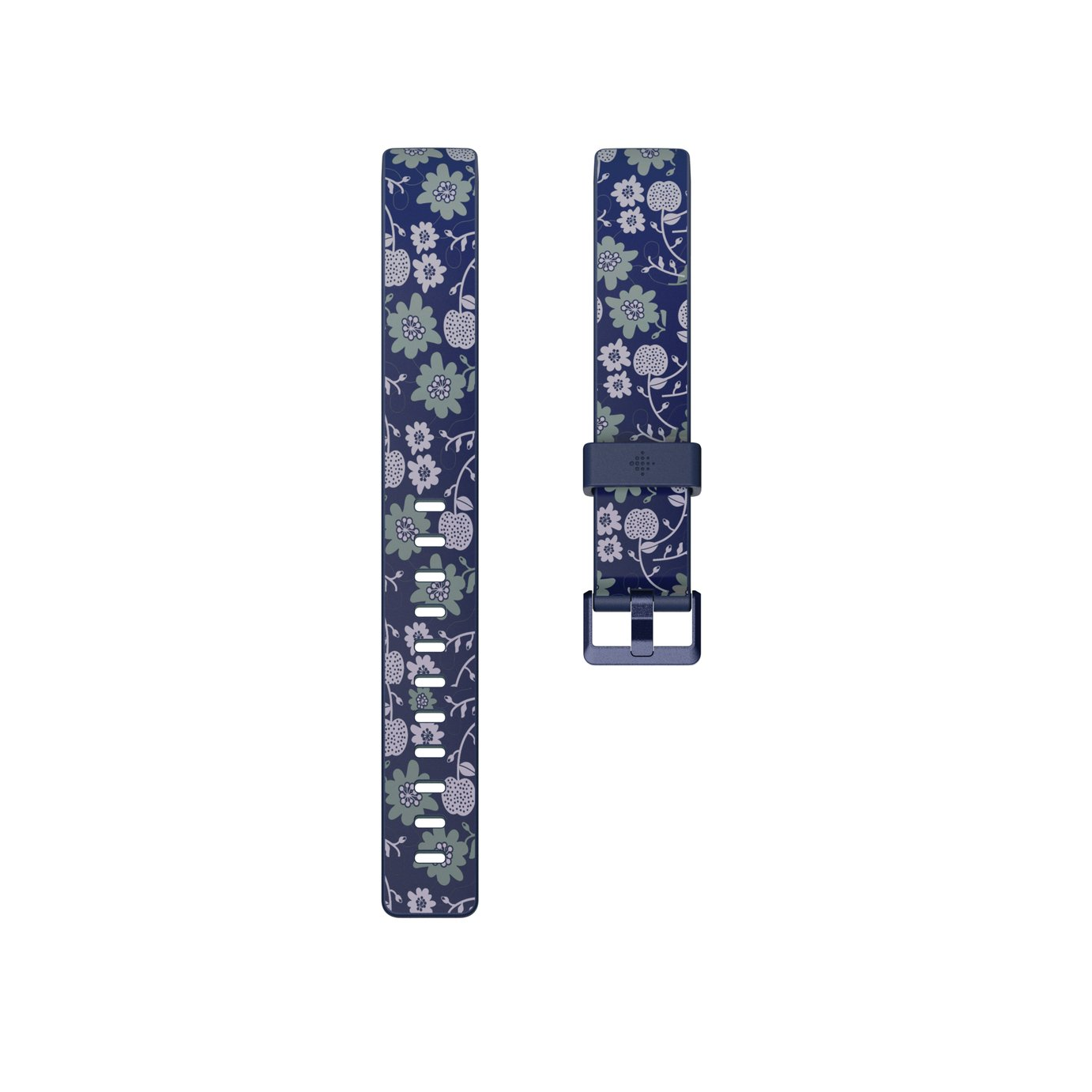 Fitbit Inspire Small/ Medium Bloom Print Accessory Band