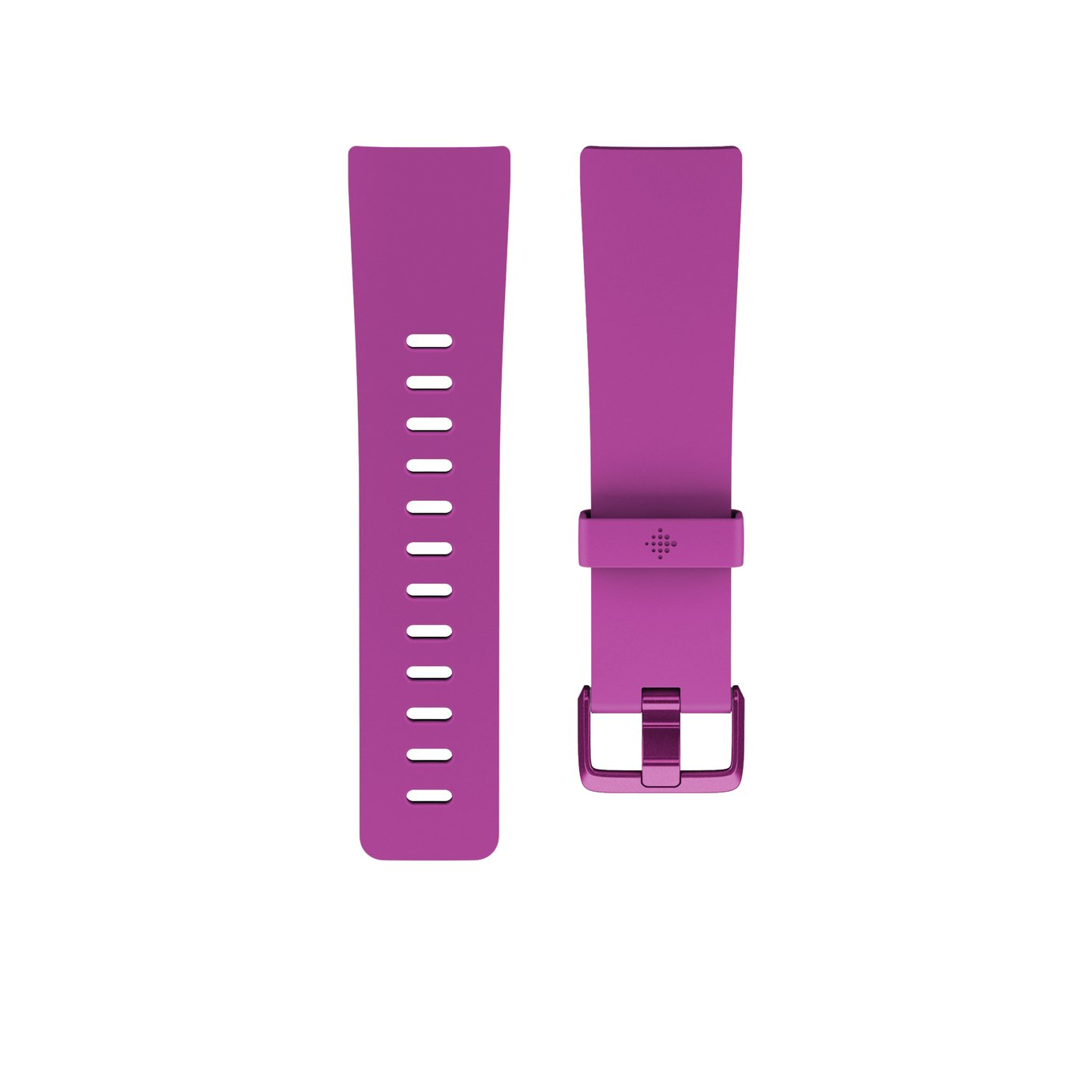 Fitbit Versa Classic Small/Medium Accessory Band - Mulberry