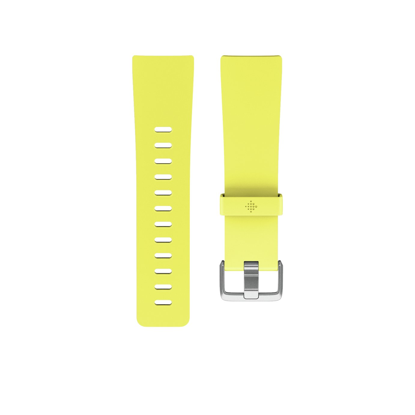 Fitbit Versa Classic Small/Medium Accessory Band - Sunshine