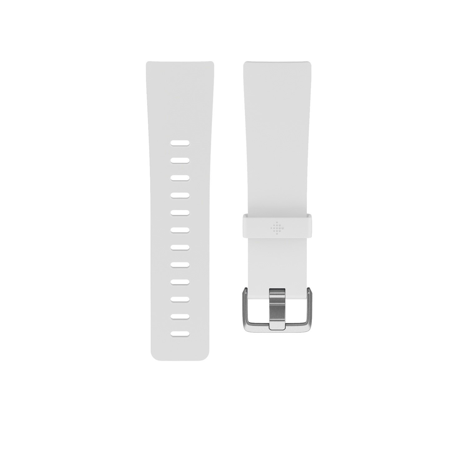Fitbit Versa Classic Large Accessory Band - White