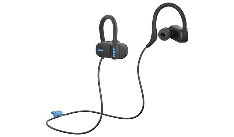 Jam Live Fast In-Ear Wireless Headphones - Black