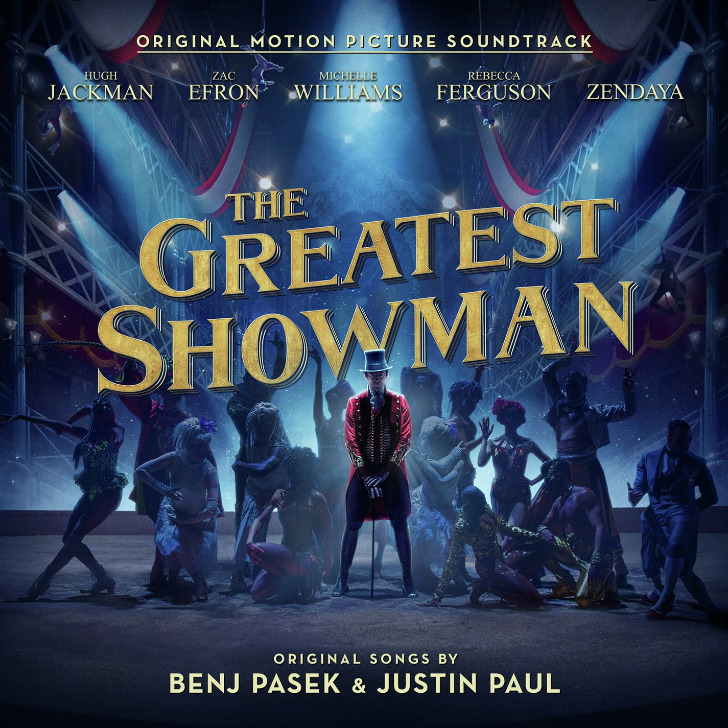 The Greatest Showman Soundtrack Vinyl