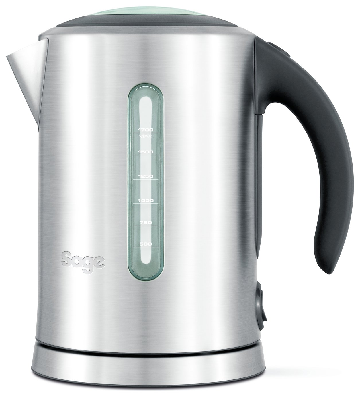 Sage BKE590UK The Soft Open Kettle - Stainless Steel