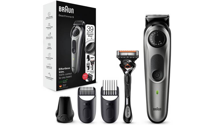 Braun Beard Trimmer and Hair Clipper BT5060/5260