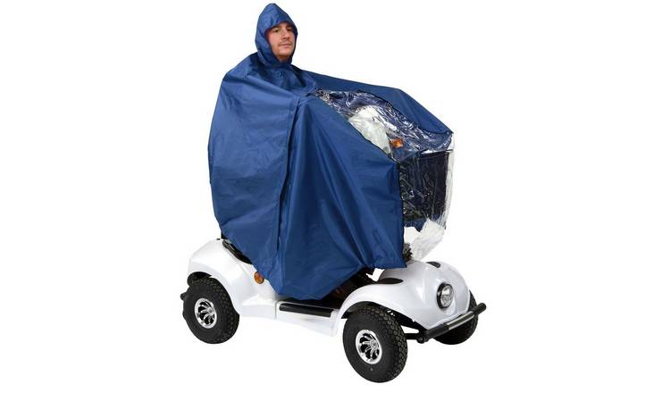 Drive Devilbiss Scooter Cape - Blue