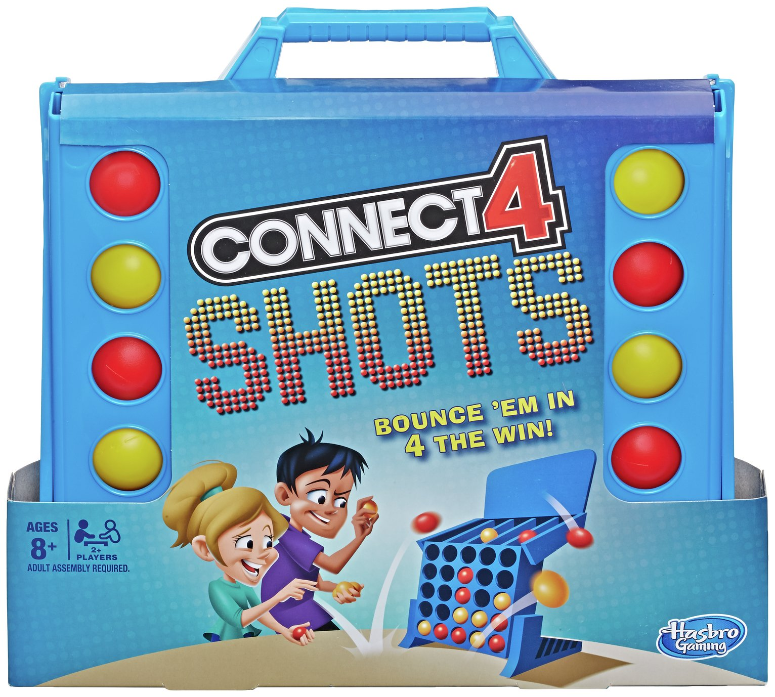 Connect 4 Shots Game from Hasbro Gaming