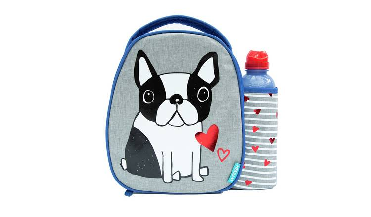 French Bulldog Lunch Bag & Bottle - 500ml
