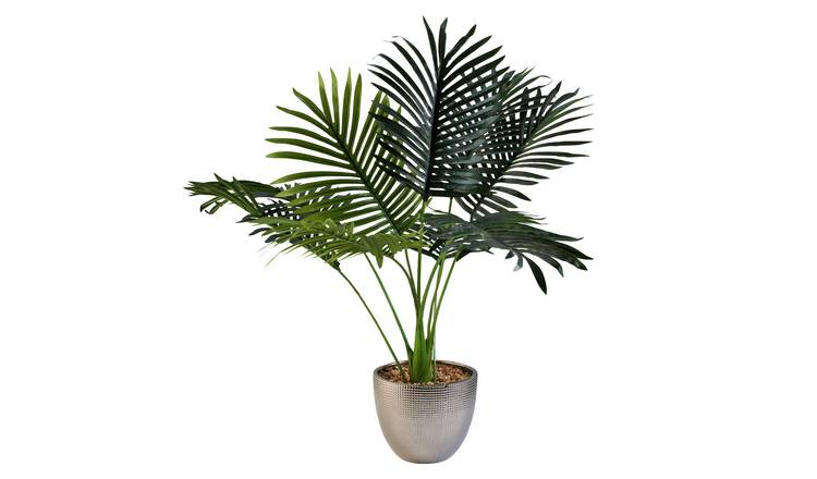 Argos Home Palm Luxe Artificial House Plant