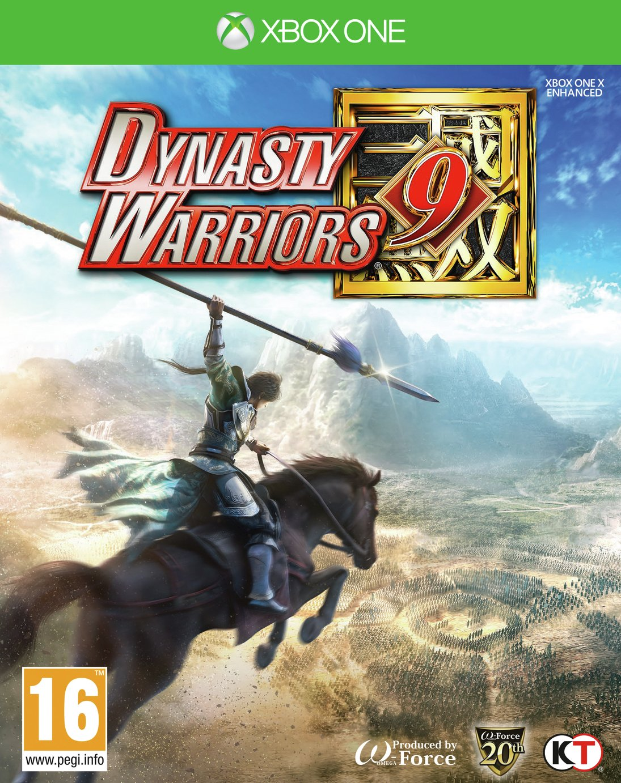 Dynasty Warriors 9 Xbox One Game