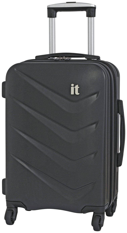 it Luggage Expandable 4 Wheel Hard Suitcase