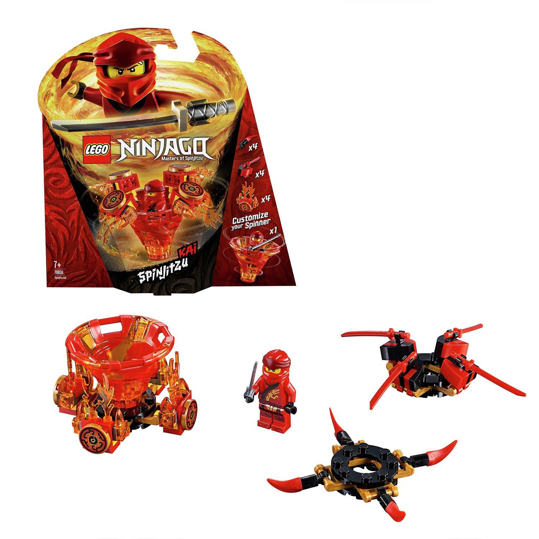 LEGO Ninjago Spinjitzu Kai Ninja Toy   70659