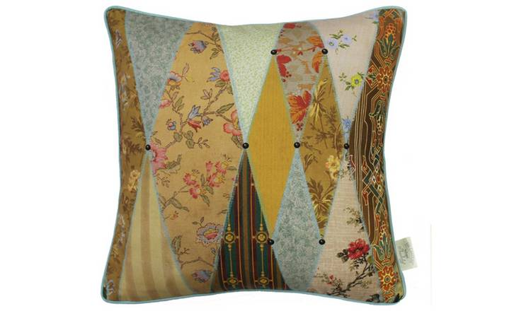 The Chateau By Angel Strawbridge Wallpaper Museum Cushion