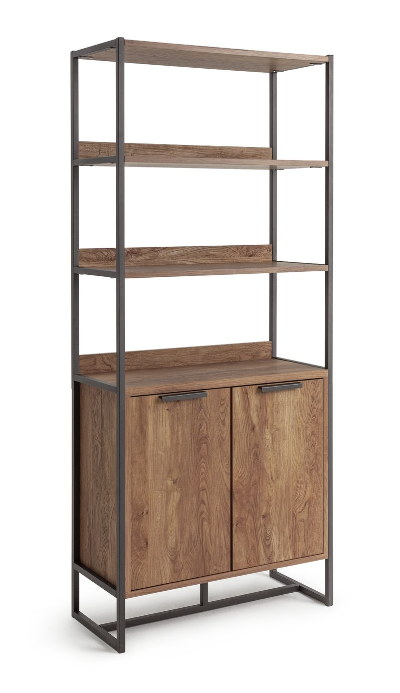 Argos Home Nomad Display Cabinet