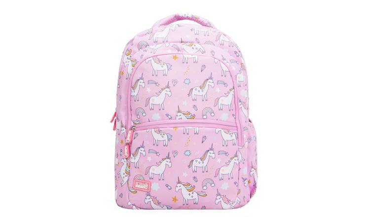 Soda Squad Unicorns 22L Backpack - Lilac