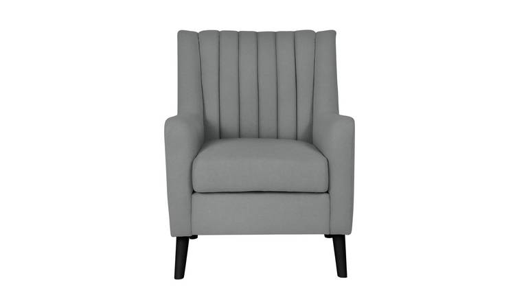 Outstanding Buy Argos Home Heidi Mid Century Velvet Armchair Charcoal Grey Armchairs And Chairs Argos Dailytribune Chair Design For Home Dailytribuneorg