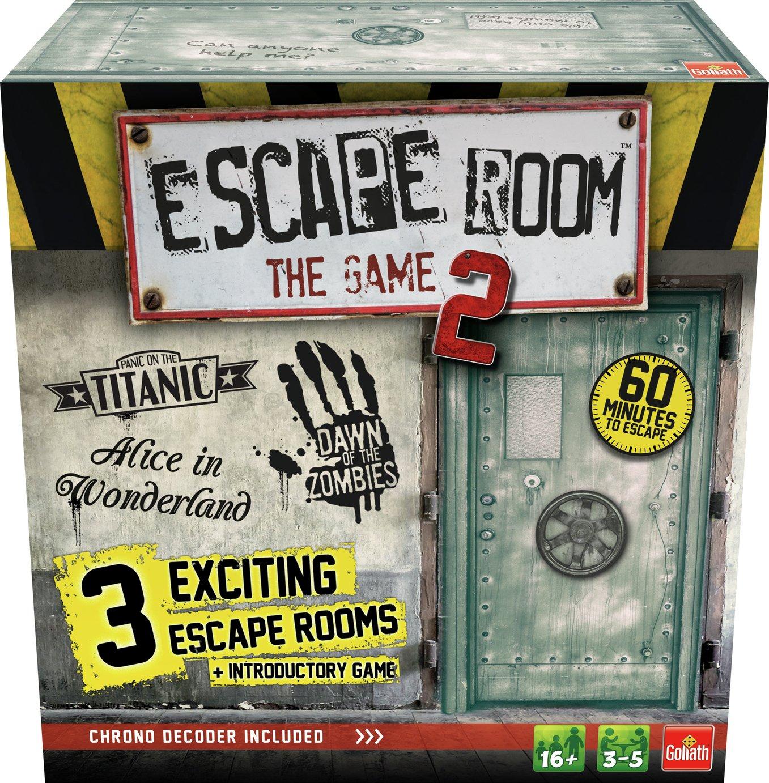Goliath Games Escape Room The Game