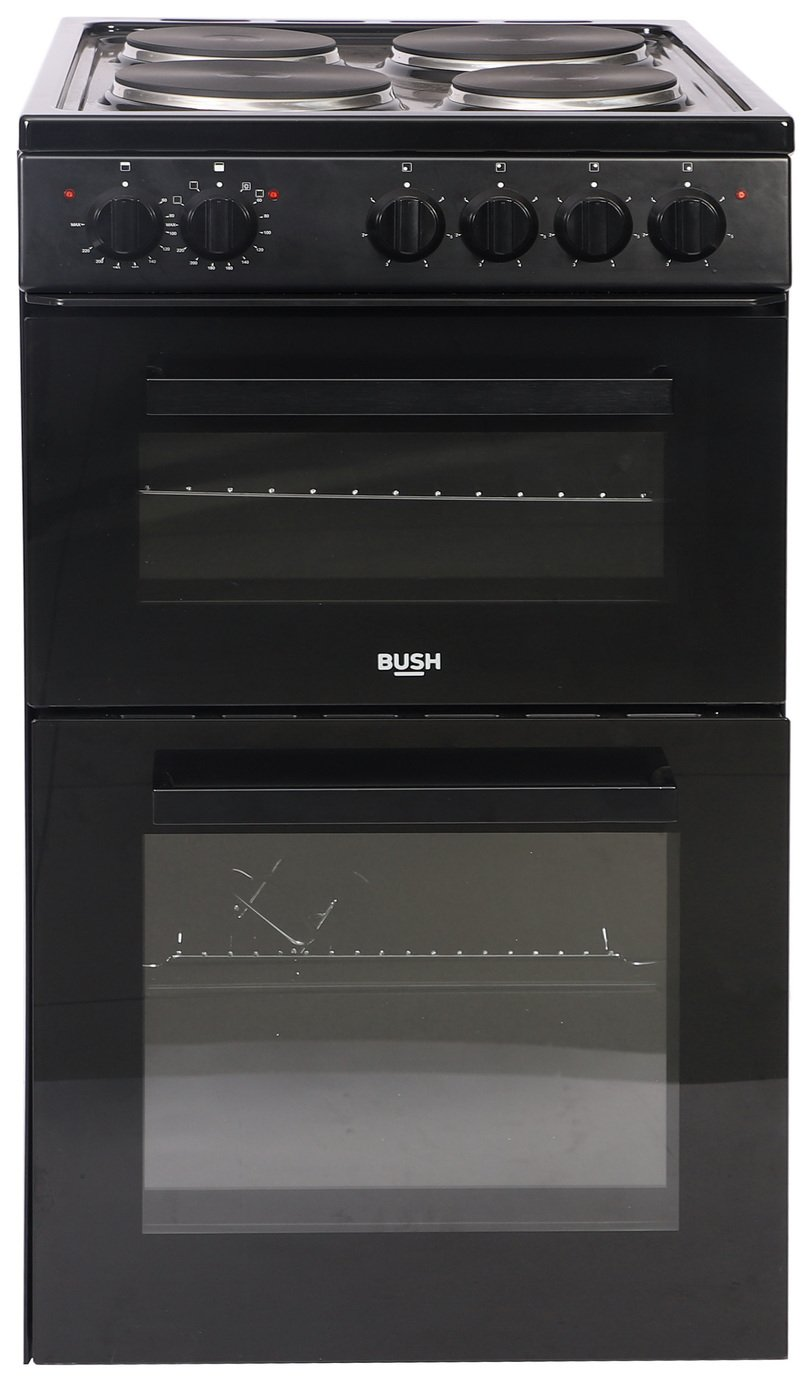 Bush BETAW50B Single Electric Cooker - Black