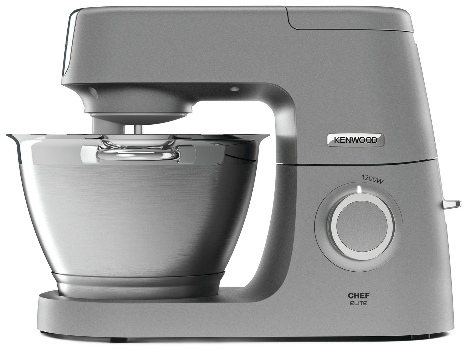 Kenwood Chef Elite KVC5100S Kitchen Machine - Titanium