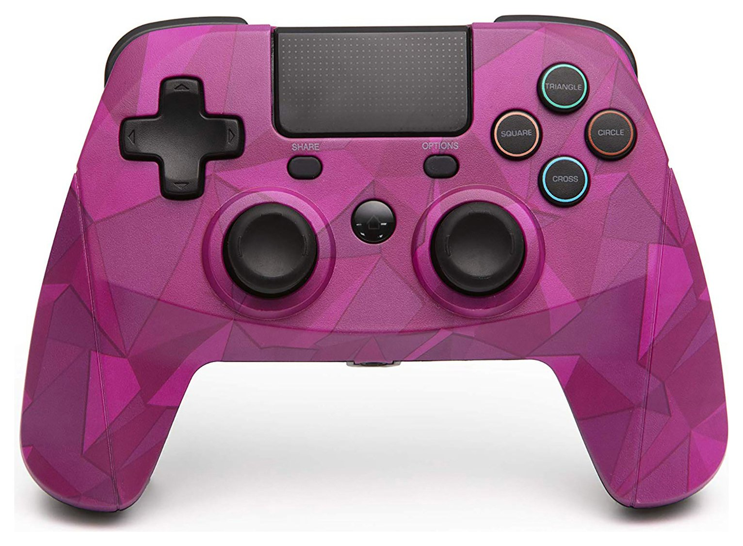 Snakebyte Game:Pad 4S Wireless PS4 Controller - Pink Camo