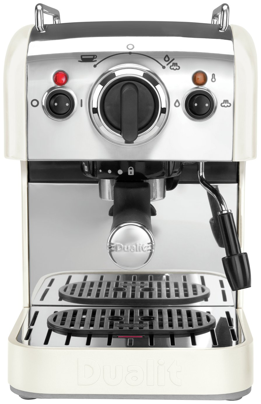 Dualit 84443 DCM2X Espresso Coffee Machine