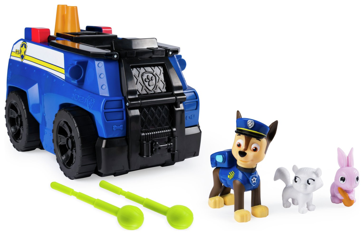 PAW Patrol Ride N Rescue Vehicle   Chase
