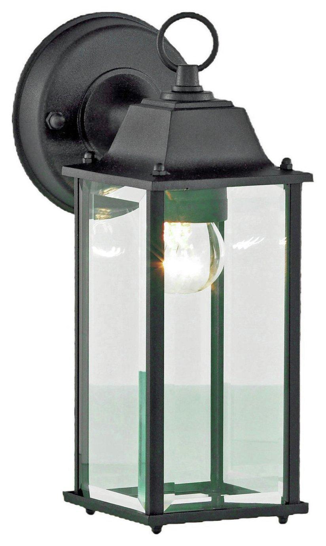 Zinc Ceres Black Hanging Wall Lantern