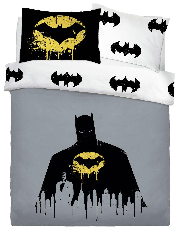 Batman The Dark Knight Bedding Set - Double
