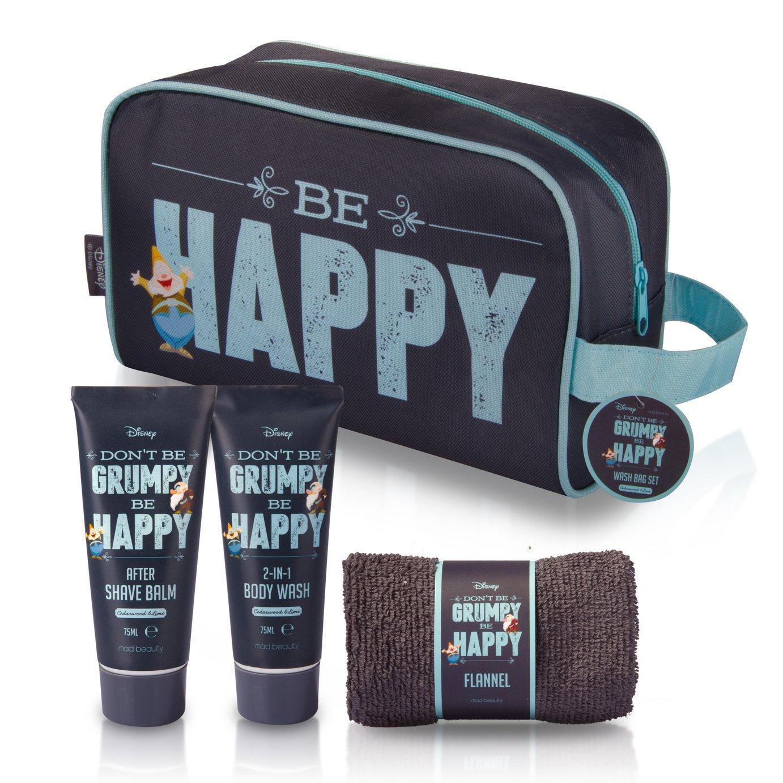 Disney 7 Dwarves Grumpy to Happy Bath Gift Set