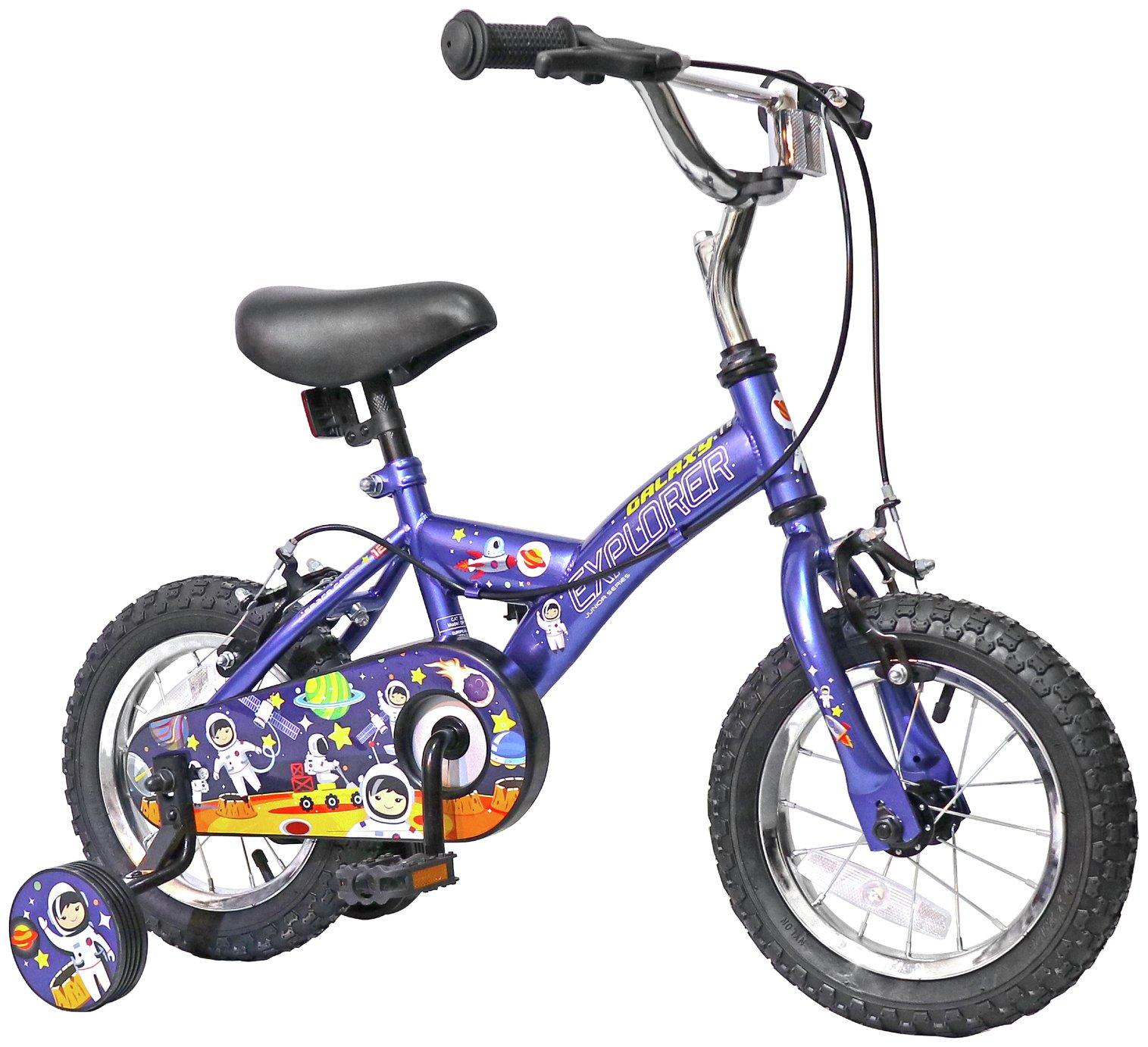 12 Inch Space Explorer Kid's Bike