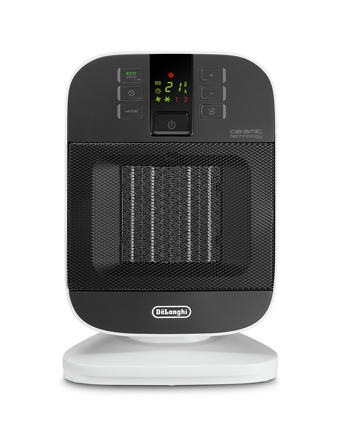 De'Longhi HFX60V20 Digital Oscillating Fan Heater