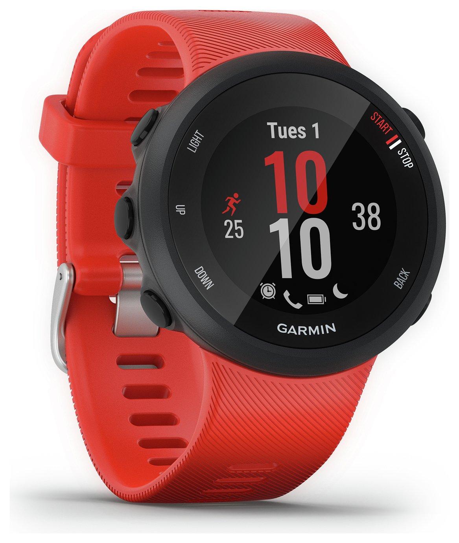 Garmin Forerunner 45 Running Watch - Lava Red
