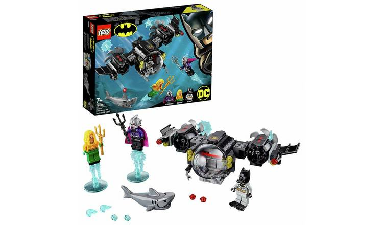 Buy Lego Super Heroes Batman Water Vehicle 76116 Lego Argos