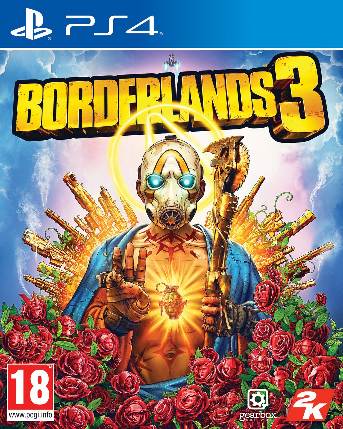 Borderlands 3 PS4 Pre-Order Game