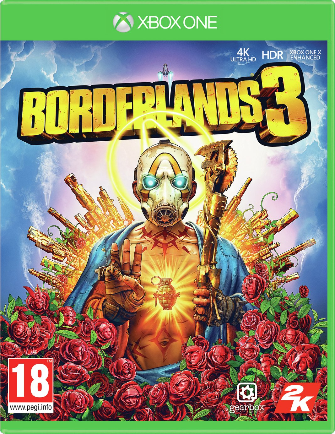 Borderlands 3 Xbox One Pre-Order Game