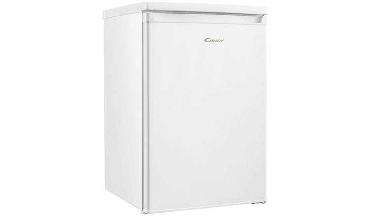 Candy CHTL 552WK Under Counter Larder Fridge - White