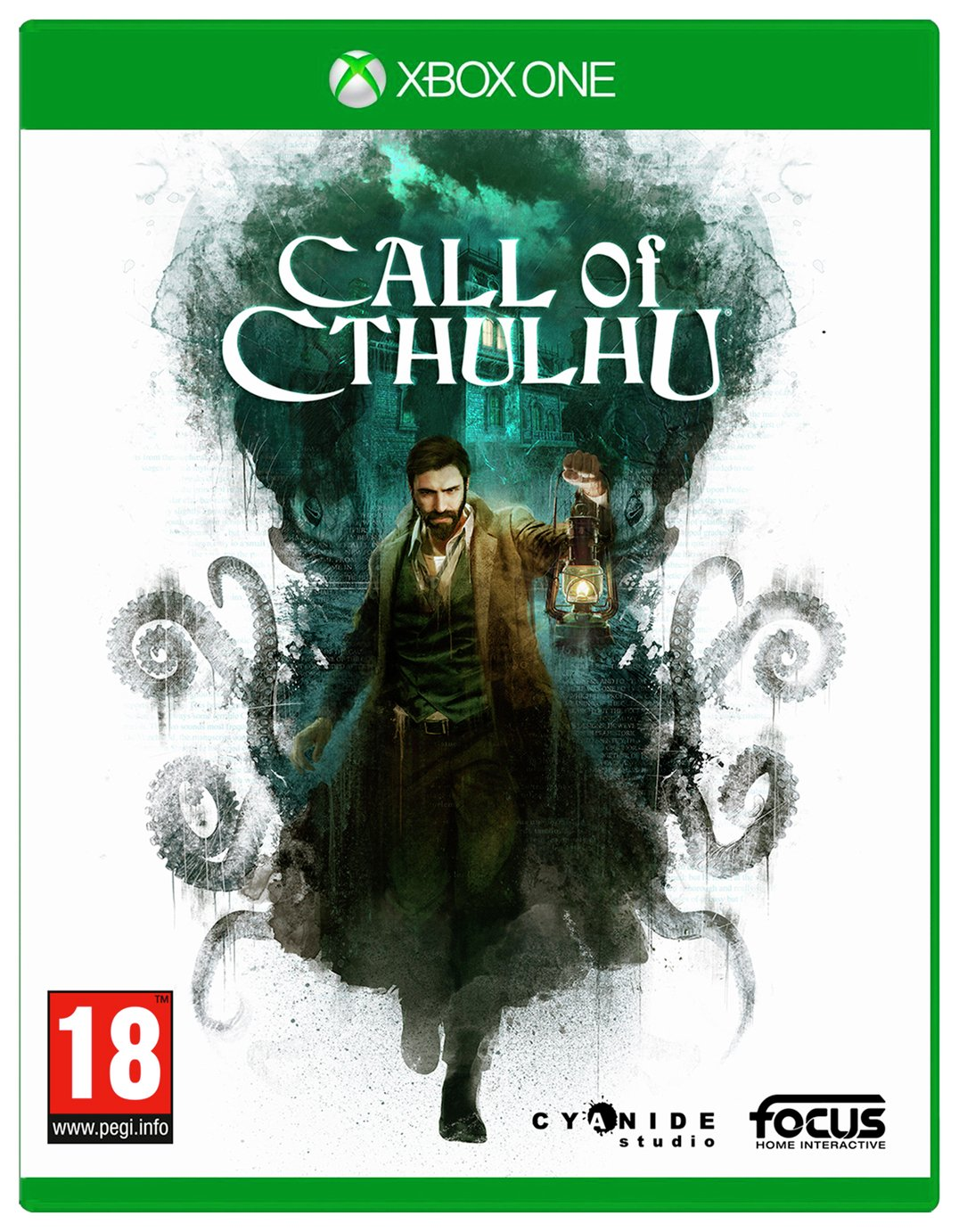 Call of Cthulhu Xbox One Game