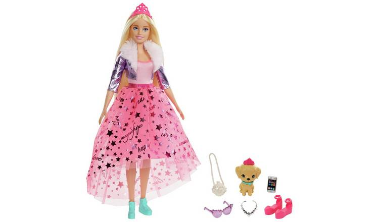Barbie Princess Adventure Deluxe Barbie Doll