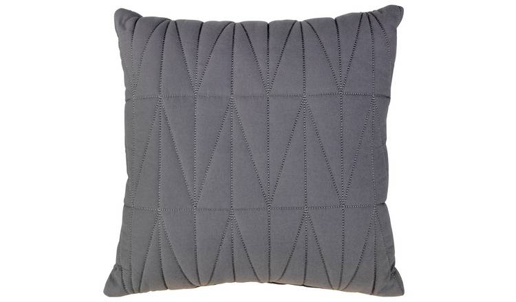Buy Argos Home Stockholm Outdoor Quilted Cushion Cushions Argos