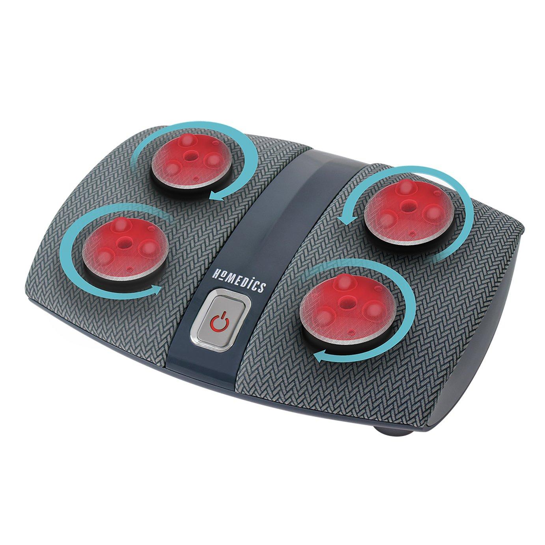 HoMedics Dual Shiatsu Foot Massager