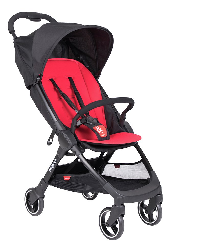 Phil & Teds Go Stroller - Red