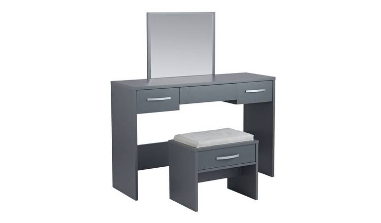 Argos Home Hallingford Grey Dressing Table